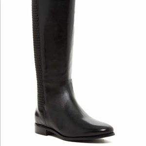 1 LEFT! Cole Haan Rockland Tall Leather Boot